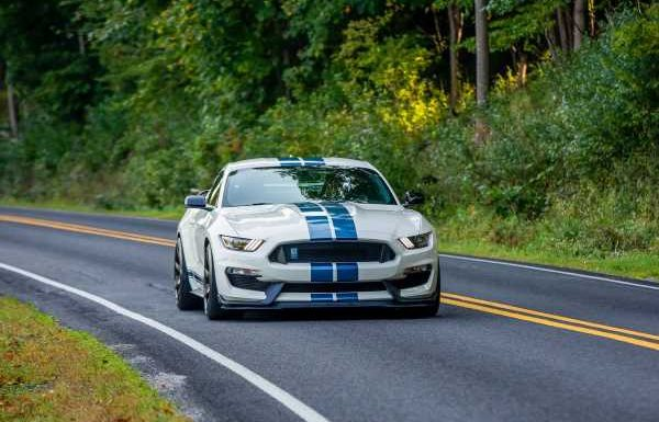 This Pony's Goin' to the Glue Factory: Last Ride for Ford Mustang Shelby GT350