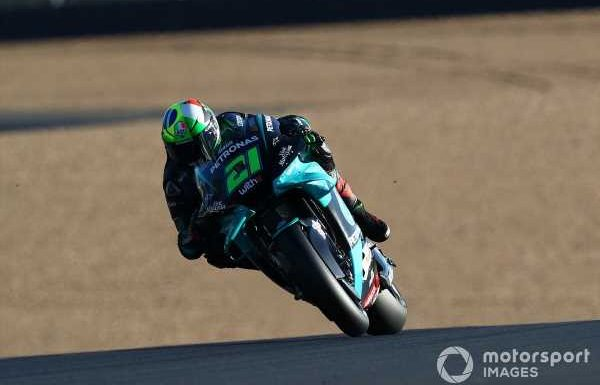 Morbidelli fears 'nightmare' race as Yamaha 'useless' in pack