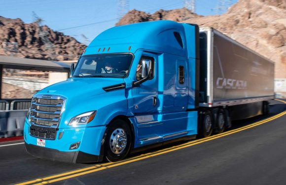 Self-Driving Semis Are In The Works Courtesy Of Daimler And Waymo