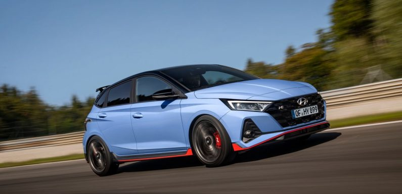 The 201bhp Hyundai i20 N Has Arrived To Shake Up The Hot Hatch World