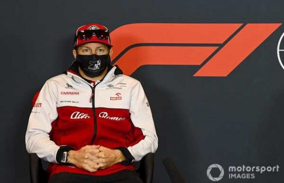 Raikkonen: Decision to stay at Alfa 'not difficult'