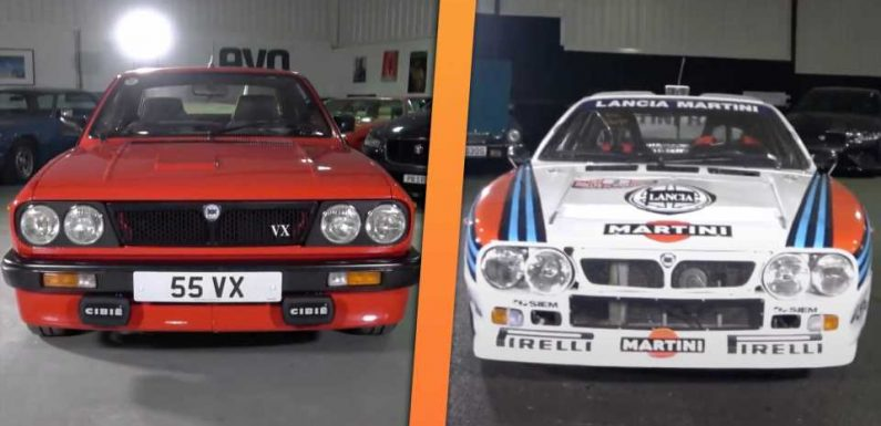 A Tale of Two Lancias: What You Learn Driving a WRC-Champ 037 and a Beta VX Back to Back