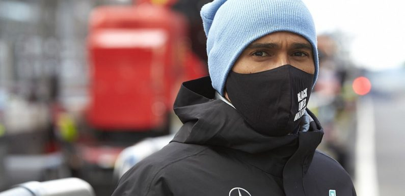 Hamilton: Ex-F1 stars have 'bee in their bonnet' over success