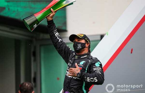 The surprise weakness Hamilton revealed in Portugal F1 win