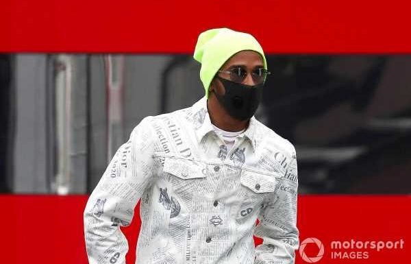Hamilton against tearing down trees for new Rio F1 track