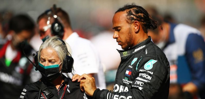 F1 Steward Answers Criticism Over Lewis Hamilton Penalty in Russia