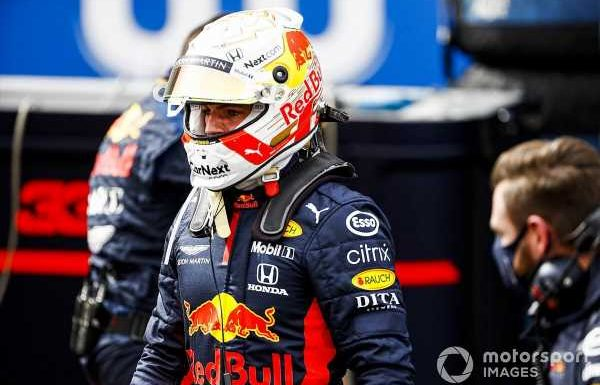 Verstappen: Perez 'took himself out' in opening lap clash