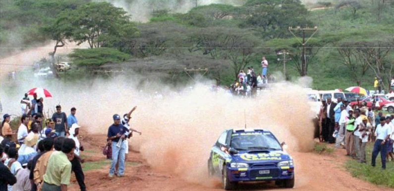 East Africa's Legendary Safari Rally Finally Returns to the WRC After 19-Year Absence