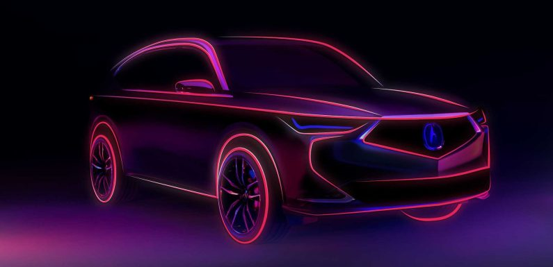 Fourth Generation Acura MDX Set to Debut in the Middle of the Month