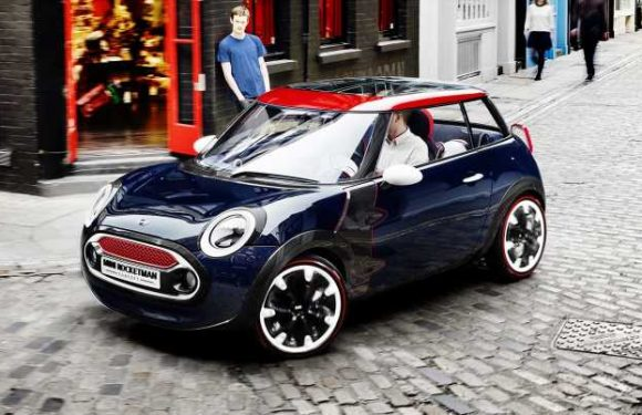 Mini Plans EV Crossovers, but When Will We See Them?