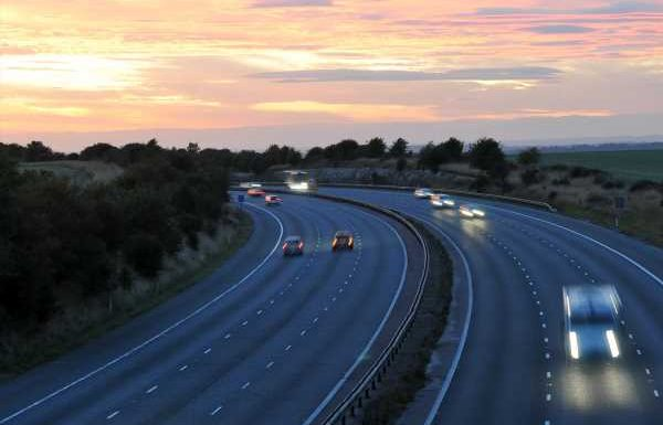 The end of 70mph motorways? Study shows huge reduction in pollution at 50mph