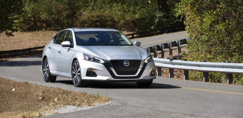 Nissan bumps price on 2021 Altima turbo, shuffles trim levels