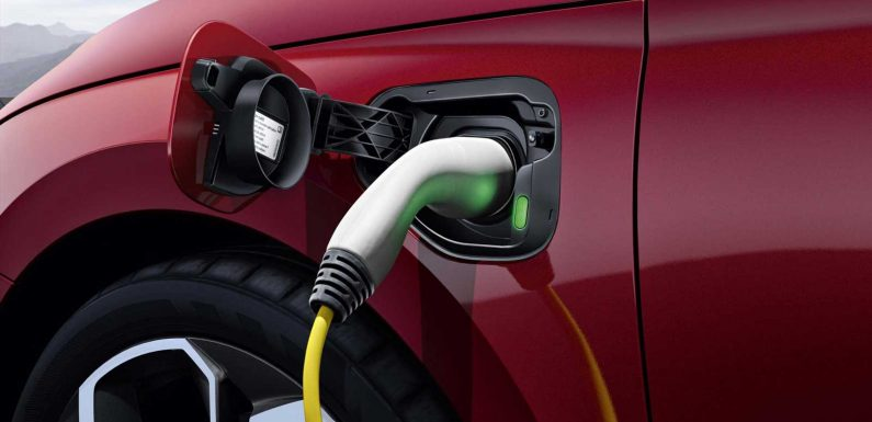 Electric vehicles make up just one per cent of Department for Transport fleet