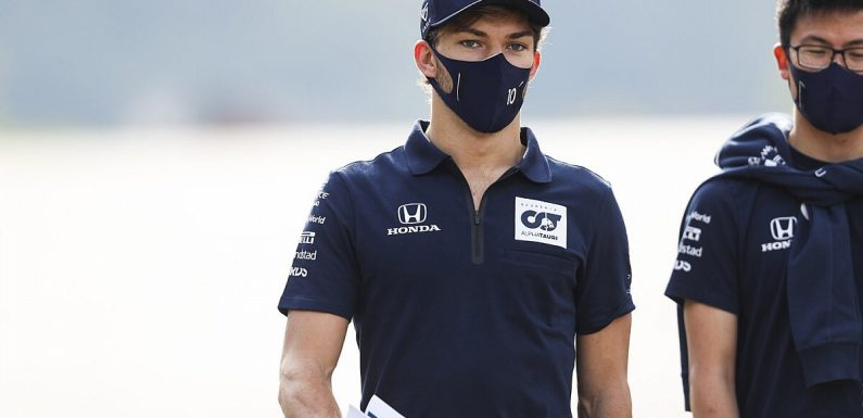 F1: Gasly 'surprised' he wasn't considered for Red Bull return