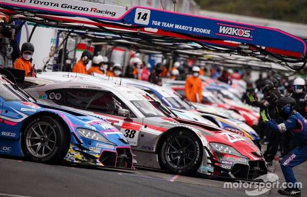 Super GT news: Honda boss bracing for Toyota fightback