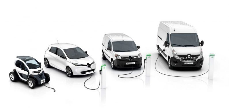 Renault Will Cash In On High EV Sales Through CO2 Emissions Pool