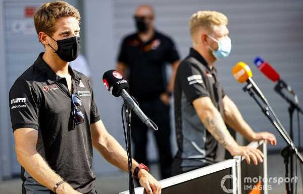Haas decided to drop both F1 drivers 'two or three weeks ago'