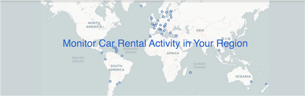 WeYield Launches Car Rental Activity Tool