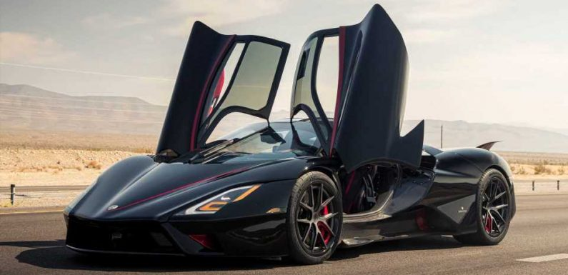 SSC Tuatara Hits 331 MPH To Become World's Fastest Production Car