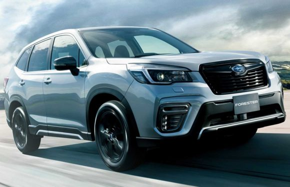 Subaru Forester Gets Turbo Power, But There's A Catch