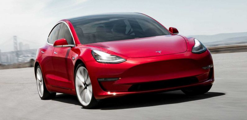 Is The Auto Industry In An 'Amazon Moment' With Tesla Poised To Lead?