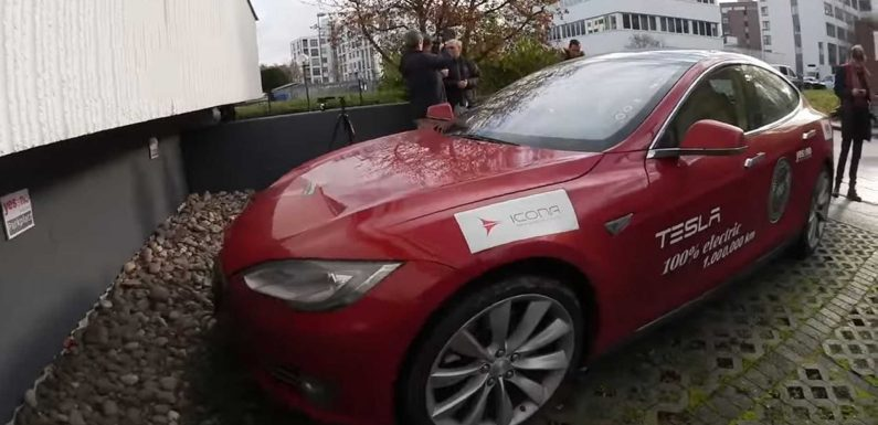 Tesla Model S World-Record Holder Will Soon Pass 750,000 Miles