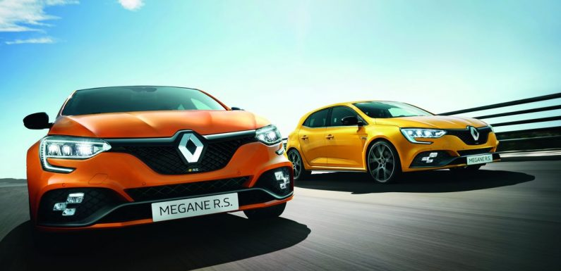 The Renault Sport Megane Has Lost Its Manual Gearbox