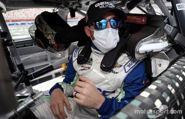 Ty Dillon on his NASCAR future: 'My time is not up here'