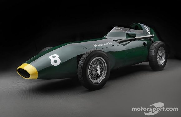 Vanwall to build continuations of 1958 F1 title-winning VW5