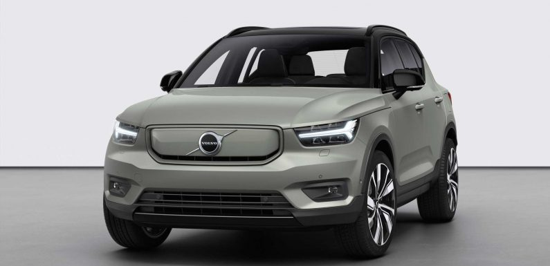 Here's Volvo's Plan to Go All Electric
