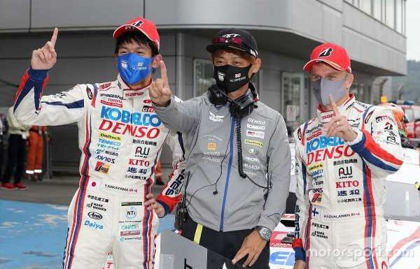 Super GT: SARD Toyota almost ran out of fuel on way to win