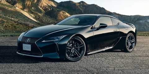 "Lexus Enlists LFA Craftsman for Limited Edition ""Aviation"" LC 500"