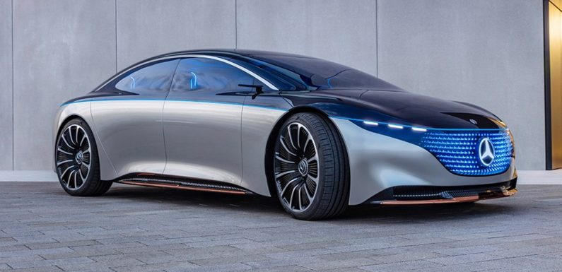 Mercedes Extends Aston Martin Partnership for Access to EV and Hybrid Powertrains