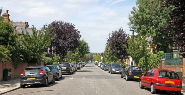 Parking a car outside your house under lockdown could see some drivers fined up to £2,500