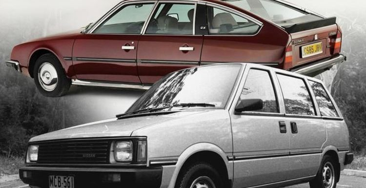 Dozens of rare classic cars could face 'extinction' by 2021 – just one left of some models