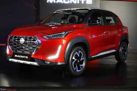 Nissan Magnite to be launched on December 2, 2020