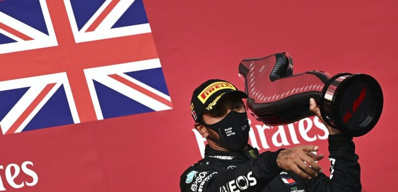 Lewis Hamilton: Knighthood would be 'incredible honour' | F1 News by PlanetF1