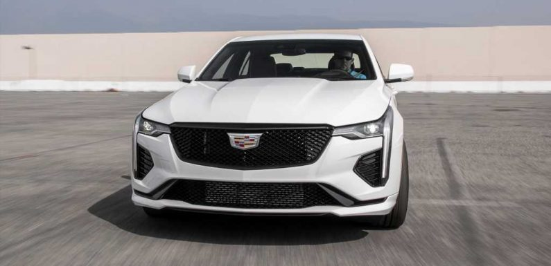 2021 Cadillac CT4 and CT4-V Pros and Cons Review