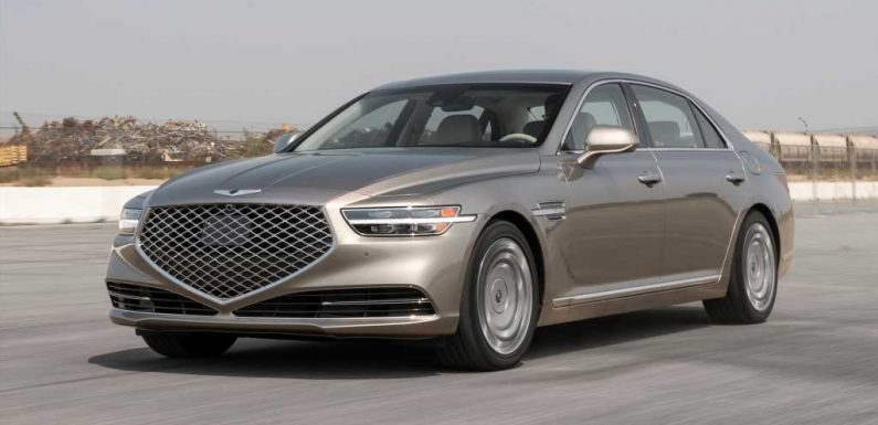 2020 Genesis G90 Pros and Cons Review: Filling in the Gaps