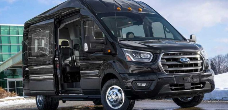 Ford Transit EcoBlue Diesel Won't Arrive In The United States