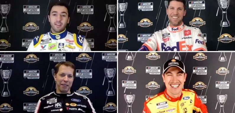 10 Best Quotes from NASCAR Final Four Media Day