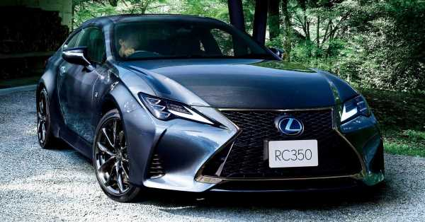 "2021 Lexus RC 350 F Sport ""Emotional Ash"" debuts in Japan – fr RM257k"