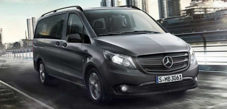 2021 Mercedes Metris Debuts With New Automatic, More Equipment