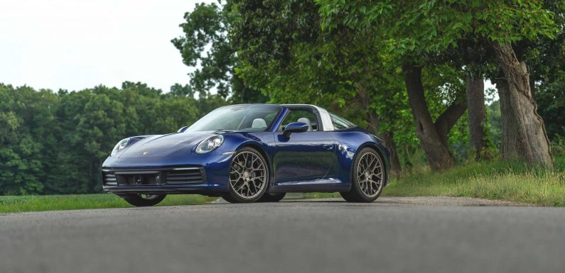 Porsche 911 Hybrid Would Be About Power And Performance Rather Than Efficiency