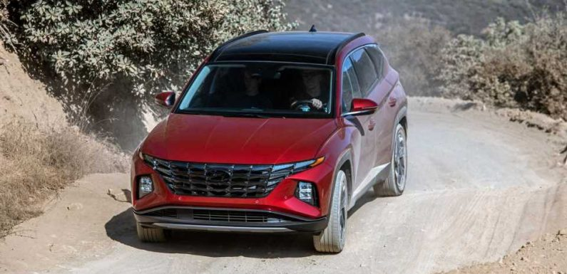 Hyundai Unveils New 2022 Tucson For The U.S. (PHEV Announced)