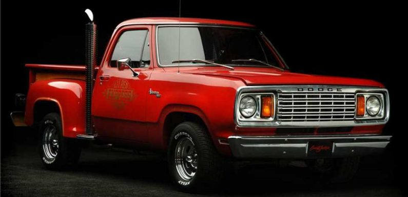 A Brief History Of The High-Performance Pickup Truck