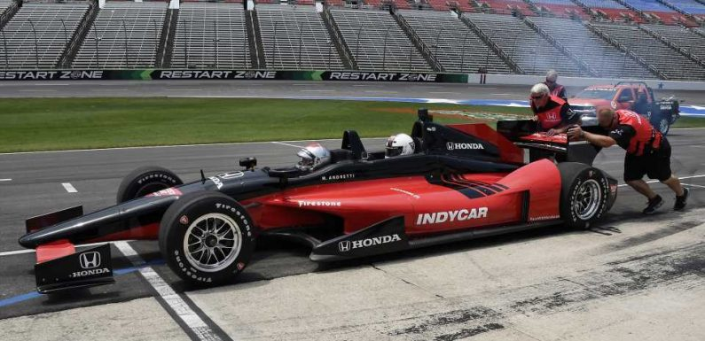 Honda Completely Screwed Up Its Mario Andretti Two-Seater IndyCar Announcement: Emails