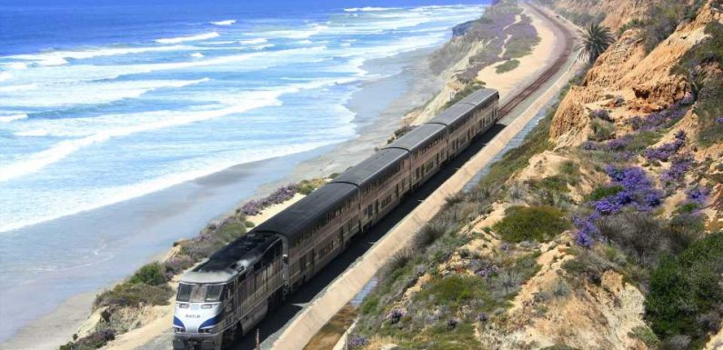 Forget Private Jets, You're Better Off Chartering a Sightseeing Train Across America
