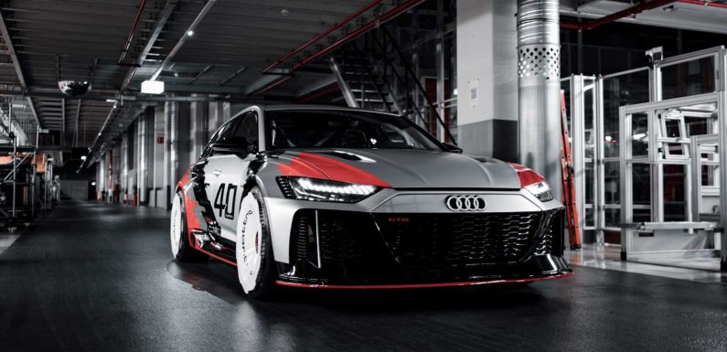 Audi RS6 GTO Concept unveiled as new student project
