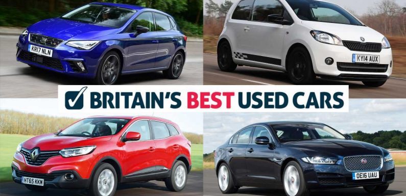 Used Car Awards 2020: the best used cars to buy now